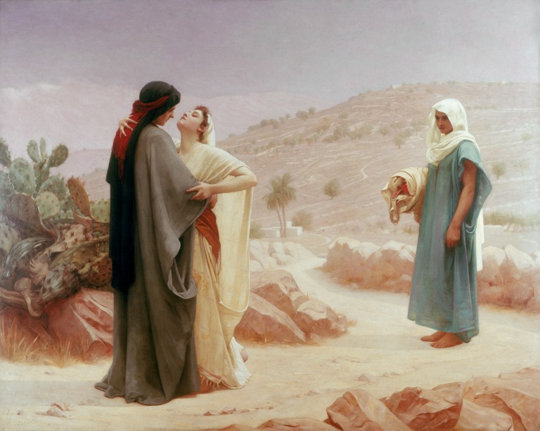 When God Tells Stories: The Book of Ruth as a Model Short Story